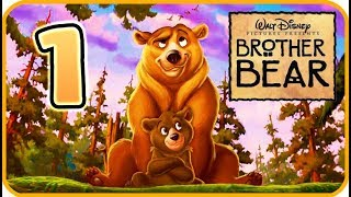 Brother Bear Walkthrough Part 1 (PC) Gameplay No Commentary