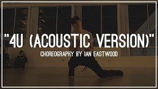 blackbear 4u   choreography by ian eastwood