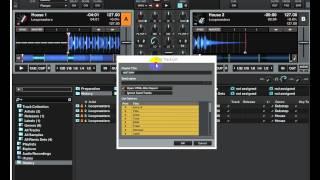 Создание  трек-листа в Traktor Pro 2.6.8