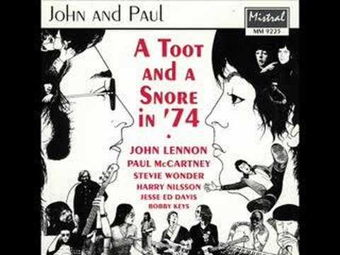 McCartney & Lennon - Reunion in