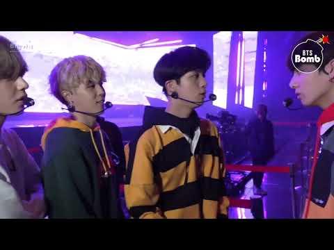[ENG SUB] BEHIND THE STAGE OF GO GO @ BTS COMEBACK SHOW / 방탄소년단 고고 비하인드 스토리