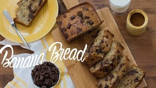 BANANA BREAD Especial Receitas Americanas