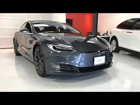 Tesla Model S P100D Impressions!
