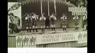 Kapela Mariana Bienka z Buska-Zdroju nagranie z 1980 – Polka i Oberek