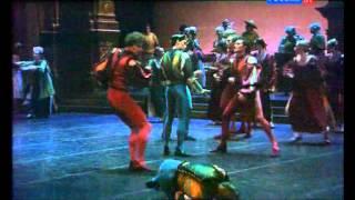 видео Ромео и Джульетта в Большом. Romeo and Juliet