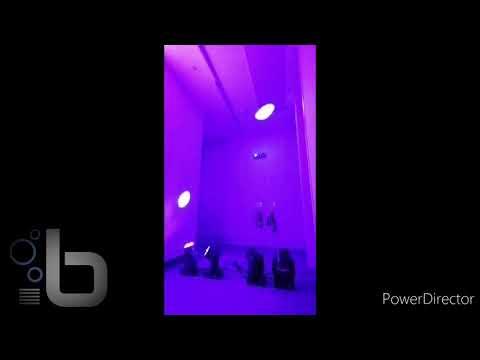 Light show - Robe LED 150 Beam