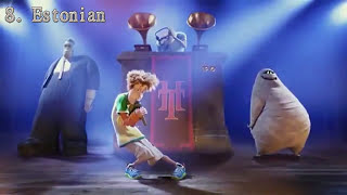 Hotel Transylvania - The Zing ultimate multilanguage (in 32 languages) HD