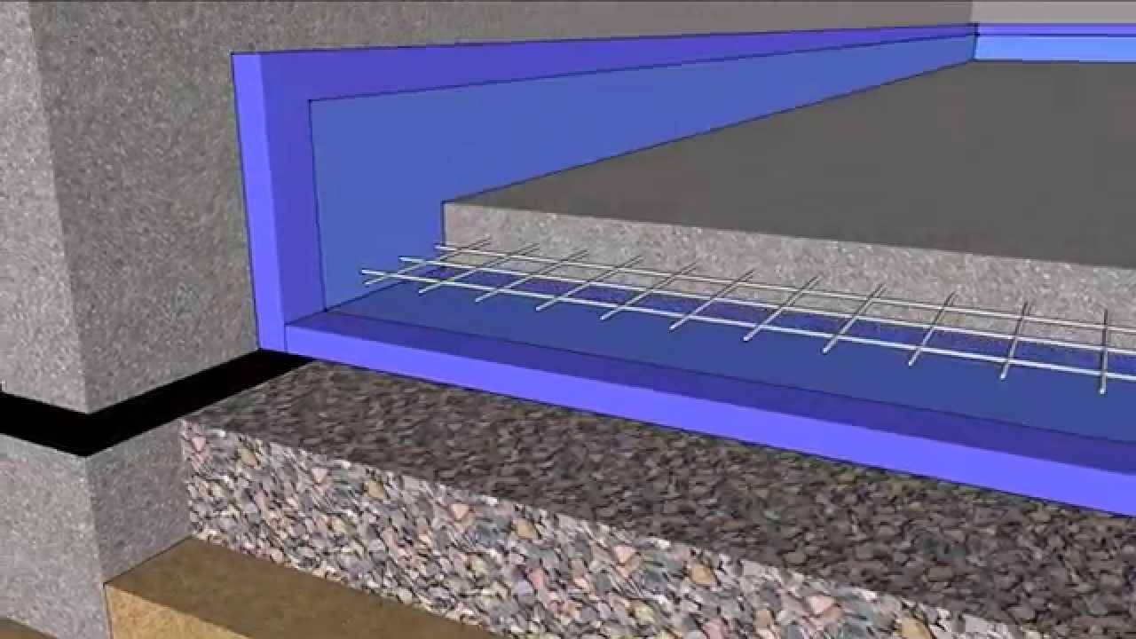 basement floating slab w subtitles youtube