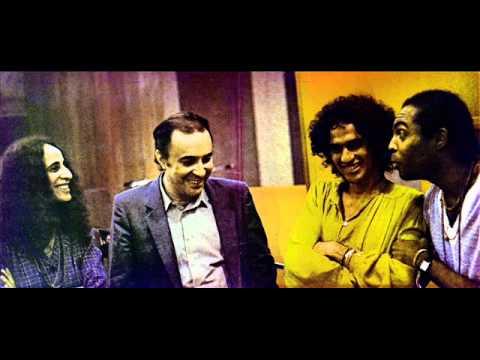 Aquarela do Brasil - João Gilberto, Caetano Veloso e Gilberto Gil