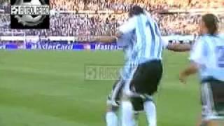 Argentina 2 vs Chile 0 Eliminatorias Mundial Sudafrica 2010 FUTBOL RETRO TV