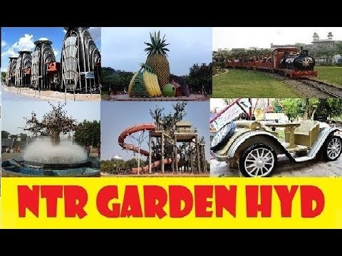 NTR GARDEN TOUR 2017 || HD || HYDERABAD || TELANGANA