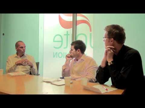 Yanis Varoufakis interview part 1