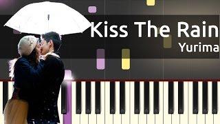 Yurima - Kiss The Rain - Easy Piano Tutorial