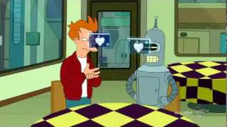 Futurama Season 6 Episode 3 part 2