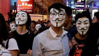 香港风云(2019年11月1日) 港警开枪打胸满周月,香港人未来怎么走?