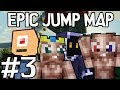 Minecraft - Epic Jump Map met Ronald, Milan, Pieter en Don #3