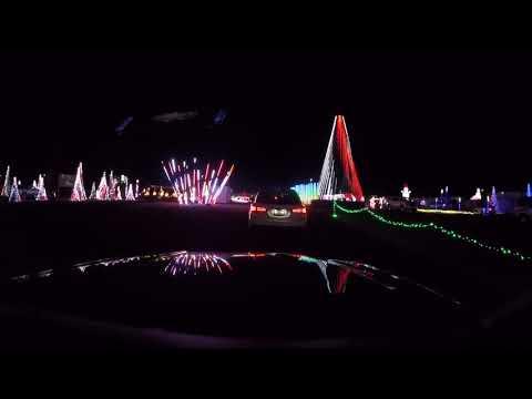 Illumination AZ Drive Thru Christmas Light Display
