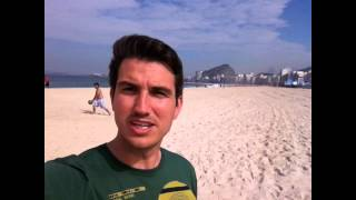 SPOX in Brasilien: Erst mal schön an der Copacabana | WM-Tagebuch Teil 12