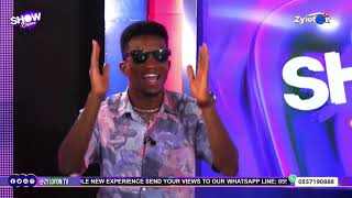 KOFI KINAATA  - PATORANKING SUPPORTED ME THAN  GHANAIAN MUSICIANS  I FEATURED