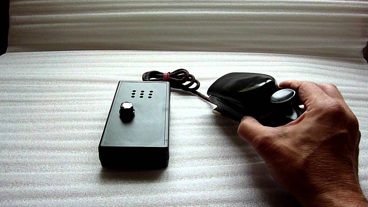 Czech Morse Keys ~ Introduction