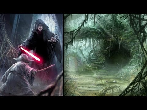Why Dagobah's Cave was Strong in the Dark Side of the Force [Legends]