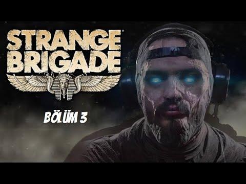 Strange Brigade Bölüm-3 (Multi Player) - Antik Mısır'da Macera Dolu Bir Oyun Serüveni |