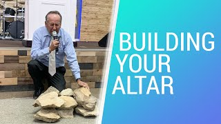 Building Your Altar - June 21, 2020 - NLAC