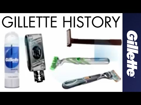 Birth of an Icon: Gillette Safety Razor History