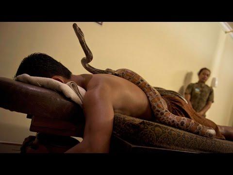 [Top Chuyện Lạ Kỳ] Kỳ Quái Các Kiểu Massage Có