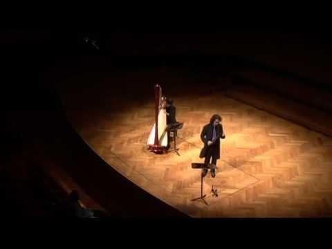 Omaggio e Bellini Pasculli for Harp & English Horn
