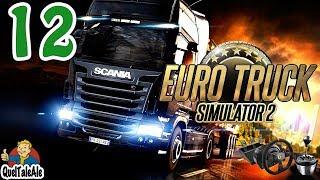 Euro Truck Simulator 2 - Gameplay ITA - T300 + TH8A - #12 - Si ritorna a viaggiare