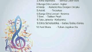 Kumpulan Lagu Penyanyi Wanita Indonesia yang Enak Didengar (Bikin Baper )