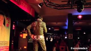 PATRICK BYRNE Winner of Return to Graceland Merrie England 2013