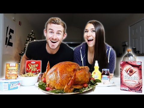 "HOW TO ENJOY A ""MACRO FRIENDLY"" THANKSGIVING! (RECIPE + MEAL)"