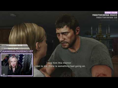 The Last of Us INTRO REACTION