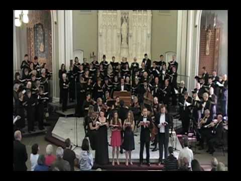 Handel, Messiah, movements 42, 43, 44