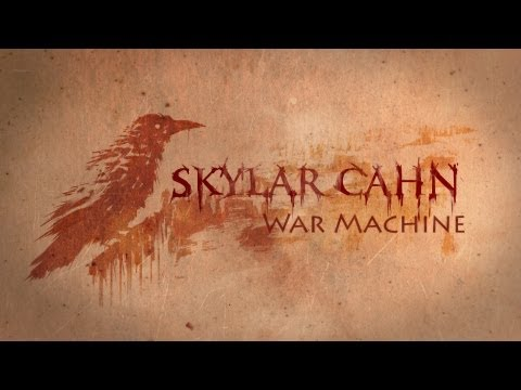 War Machine - Skylar Cahn Instrumental Rock/Metal