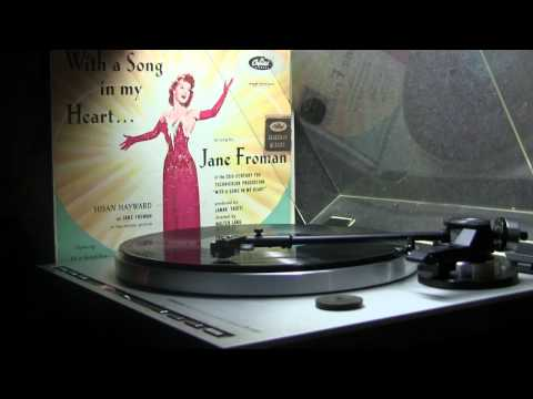 They're Either Too Young Or Too Old - Jane Froman - 1952.wmv