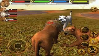 🦁Wild Lion Simulator Game 3D, ♌️ Lion Simulator, By Gluten Free Games