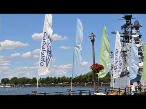 Buffalo Harbor Front Silo City Tour