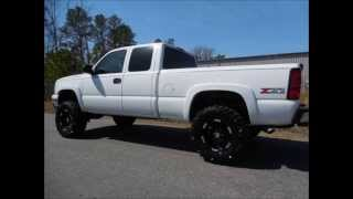 2007 Chevy Silverado 1500 Classic LS Lifted Truck For Sale