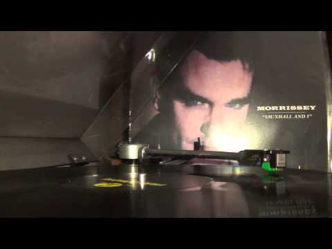 Morrissey - Complete B side Vauxhall and I LP