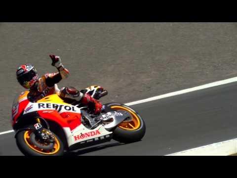Laguna Seca 2013 - Honda in Action