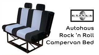 Autohaus Rock 'n Roll Vw T5 Campervan Bed