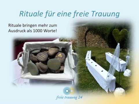 Freie Trauung Andreas Schaufler Rituale 201701 Youtube