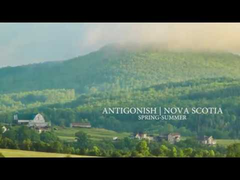 Antigonish, Nova Scotia Scenic Tour