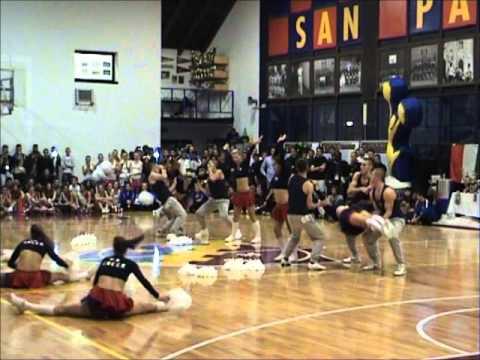 Cheerleading: Comenius  Bratislava