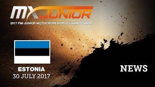 NEWS Highlights_FIM Junior Motocross World Championship_Tartu, Estonia