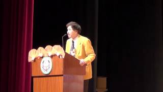 Publication Date: 2012-07-06 | Video Title: 陳以誠醫生叔叔 - 一飛冲天 (沙田官立小學畢業典禮 201