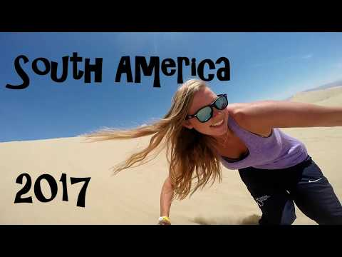 Epic Trip Backpacking South America